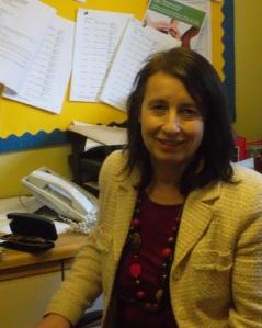 Gill Maguire Head Teacher